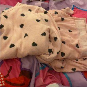 PINK VS a pajama set